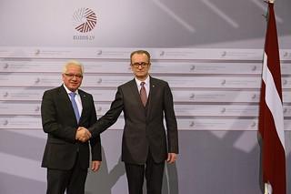 Άτυπο Συμβούλιο Υπουργών Δικαιοσύνης και Εσωτερικών Υποθέσεων της ΕΕ, στη Λετονία