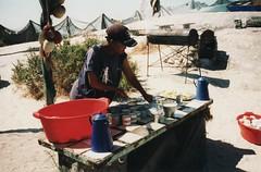strandloper05 (fjordaan) Tags: southafrica 1999 scanned sa langebaan weskus strandloper
