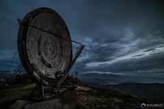 Monte Giogo - Antenna (