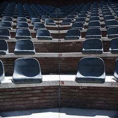 presenze... (zecaruso) Tags: roma chairs sedie renzopiano auditorium ze zeca parcodellamusica cavea nikond300 zecaruso cicciocaruso zequadro ze