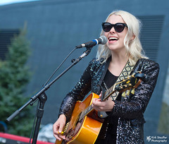 Phoebe Bridgers @ Bumbershoot 2015 (Kirk Stauffer) Tags: show lighting red portrait musician music woman playing cute girl beautiful beauty smile sunglasses smiling lady female wonderful hair lights glasses photo amazing concert model eyes nikon women perfect long pretty tour play singing sweet guitar song feminine sassy live stage gorgeous awesome gig goddess young band adorable lips event precious short sing singer blonde indie attractive stunning acoustic vocalist tall perform lovely fabulous venue darling vocals kirk petite stauffer glamorous lovable d4