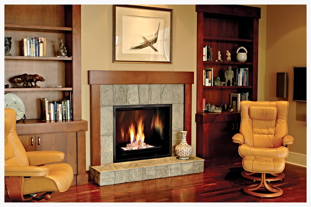 Town & Country TC42 direct vent fireplace