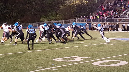 "Woodland Hills vs. Upper St. Clair - Oct 2, 2015 • <a style=""font-size:0.8em;"" href=""http://www.flickr.com/photos/134567481@N04/21280459953/"" target=""_blank"">View on Flickr</a>"