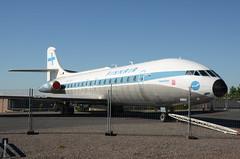 DSC_6801 (Proplinerman) Tags: aircraft airliner sedai jetliner caravelle se210