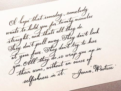 Jennawaitress Quote Love Hold Hug Lovequotes