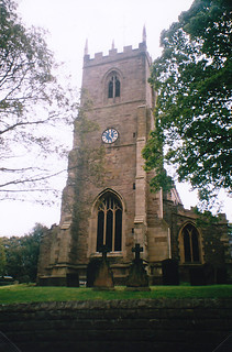 Sep 2004 Harthill All Hallows 04