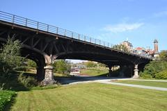Spoorwegbrug, Sint-Jans-Molenbeek (Erf-goed.be) Tags: geotagged brug brussel archeonet spoorwegbrug sintjansmolenbeek geo:lat=508696 geo:lon=43426