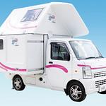 トランスフォームカーゴ(トラックキャンパー)の写真