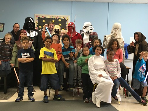 Star Wars Visit by shellyfryer, on Flickr