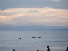 富士山見えたよ。 (moja_san) Tags: