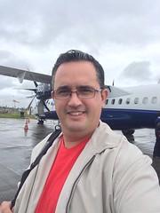 Voltando embora de Criciúma - Evento Elevation Summit.