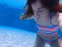 Agua (Mercedesdiaz) Tags: water girl sport outside kid agua underwater under piscina nia swimmingpool nadar deporte pileta natacion swimm airelibre bajoelagua