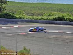 I segni della lotta (Fabry_C) Tags: race championship italian track 911 porsche gt damaged lotta luigi autodromo italiano bumpers proserpina circuito chicane 996 gt3 gara campionato pergusa moccia parauirti