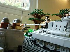 19. April 1945 (-PanzerGrenadier1-) Tags: world red 2 two berlin germany army war flickr tank lego russia hitler ss battle v german soviet ww2 adolf panther diorama 250 tanks halftrack alte wehrmacht waffen 251 kameraden sdkfz panzerkampfwagen panzergrenadier1