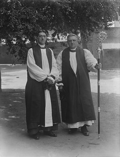Dr. R. Miller and Archbishop of Dublin.