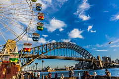 DSC00039 (Damir Govorcin Photography) Tags: park bridge sky people house water point opera harbour sony sydney luna milsons a7ii