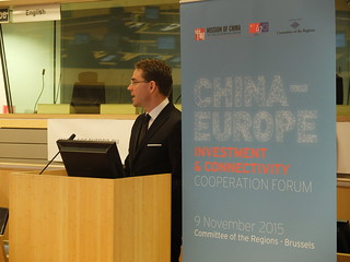 China- Europe Forum: opening speech