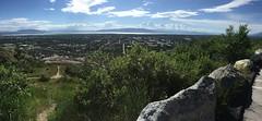Utah Valley Views (edgarzunigajr) Tags: nature utah peace relaxing hike views mormon lds provo utahvalley brighamyounguniversity topofthey