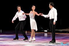 Ryan Bradley, Alissa Czisny and Michael Weiss