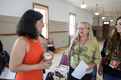 Maucha Adnet leads vocalist class at 2015 Port Townsend Jazz Workshop (Centrum Foundation) Tags: usa wednesday jazz workshop porttownsend wa centrum vocalists 2015 mauchaadnet jazzporttownsend carlamain
