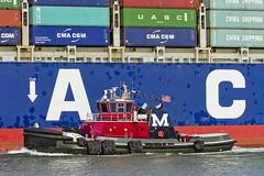 r_151123207_skelsisl_a (Mitch Waxman) Tags: newyorkcity newyork ship cargo tugboat statenisland moran newyorkharbor killvankull johnskelson