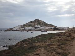Cabo Tarsans. Agia Anna. Isla de Mikonos. Grecia (escandio) Tags: otros grecia mikonos 2015 agiaanna cicladas islademikonos