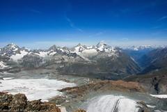 Le Cervin ou Matterhorn 4478 m (CH). Bonne chance à la COP21... (Annelise LE BIAN) Tags: sunshine suisse glacier bleu damn zermatt blanc paysages glace nwn cervin coth supershot alittlebeauty fantasticnaturegroup coth5 neigeetglace