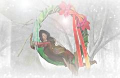 All I Want For Christmas (Alexa M.) Tags: life christmas winter people landscape sweet second musa littlebranch magika slink kajira 3dtrees totallytopshelf