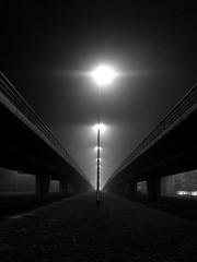 Fog (elkarrde) Tags: city monochrome fog night dark lights cityscape noiretblanc sony foggy bridges overpass croatia fv5 symmetry smartphone zagreb symmetric z2 android twop nighlights utrine xperia location:country=croatia lens:focallength=49mm camerafv5 xperiaz2 sonyxperiaz2 location:city=zagreb lens:maxaperture=2 android511 camera:brand=xperia camera:model=z2 camera:brand=sony camera:model=xperiaz2 lens:brand=sony lens:model=sonyg