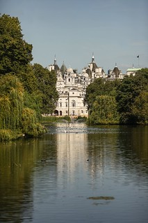 St James's Park Lake