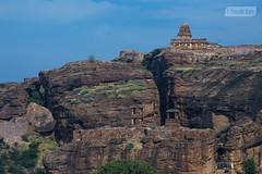 Malegitti Shivalaya (Vinda Kare) Tags: india ancient karnataka badami temple vatapi bagalkot sandstone bhuthnatha