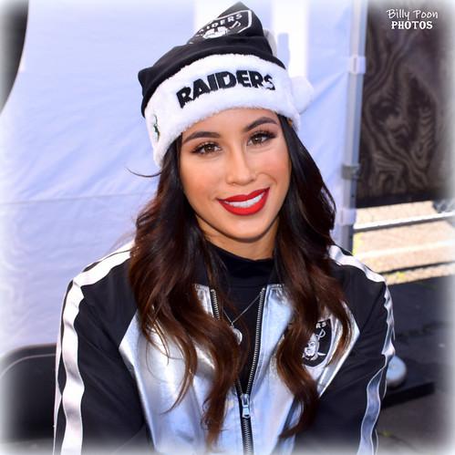 2016 Oakland Raiderette Erica
