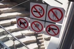 Prohibited (skittledog) Tags: bulgaria plovdiv пловдив