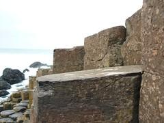 Basalt (Michael JasonSmith) Tags: giantscauseway basalt rock sea