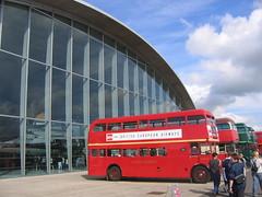 British European Airways (Of interest to me) Tags: aecroutemaster londontransport rmf1254 254clt bea britisheuropeanairways showbus2006