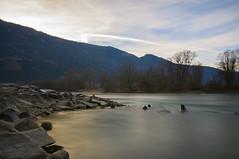 On the bank (Drau, Austria-Kärnten) (milance1965) Tags: drau austria österreich milan milance vuckovic kärnten landschaft landscape sony a55 tamron