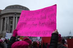 Womens March DC-20170121-TW Meetup _ 20170121 _ KMB_0361 (kevinbarry7) Tags: womensmarch washington dc feminism dump trump protest capital resist mall pence devos love trumps hate