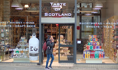 People outside Edinburgh shop fronts - Taste of Scotland (Tony Worrall) Tags: scotland scottish north country place visit area county attraction open stream tour scots uk tourist edinburgh city capital centre street streetphotography urban candid people person capture outside outdoors caught photo shoot shot picture captured picturesinthestreet photosofthestreet shop shoppers opening enter buy sell tasteofscotland