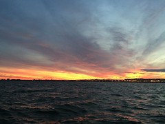 Another Hains Sunset (Mr.TinDC) Tags: dc washingtondc hainspoint potomacriver sunset sky clouds