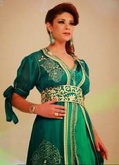 القفطان المغربي لمسة الجمالية بالأخضر الفاتح في موضة ربيع 2017 (Arab.Lady) Tags: القفطان المغربي لمسة الجمالية بالأخضر الفاتح في موضة ربيع 2017