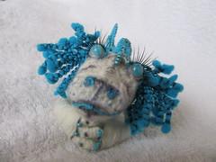 Falkor (mmarple62) Tags: amigurumis crochet laine yearn handmade faitmain falkor histoiresansfin bleu blanc