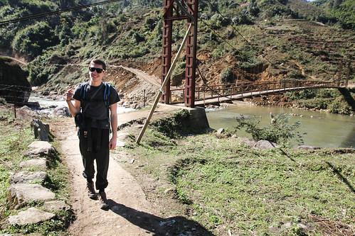 Belgian hiker