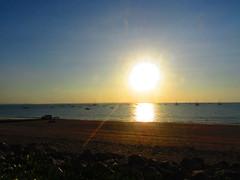 Darwin Sunset (traceysnow) Tags: australia sunrise brightcolour