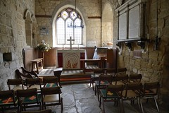 035-20160813_Abberley Norman Church-Worcestershire-looking down Nave (originally Chancel) to Altar at E end (Nick Kaye) Tags: abberley worcestershire england church