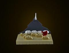 Journey (Micro) (Melan-E) Tags: micro journey game playstation videogame lego afol toronto torolug
