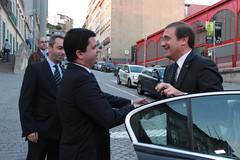 Pedro Passos Coelho no Porto