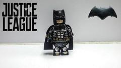 LEGO DCEU-Justice league Batman Tactical suit (I P R I M E I) Tags: lego batman batfleck justiceleague dceu dc custom moc