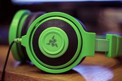 Razer Kraken Pro (Zoumer) Tags: razer kraken pro closeup f18 bokeh music headphones gaming