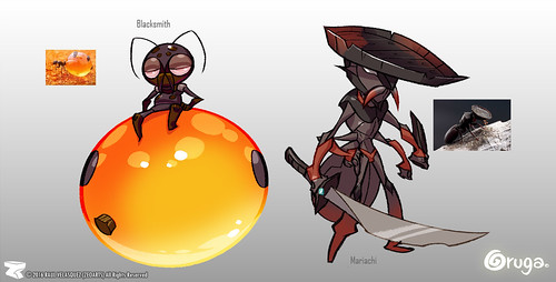 Character Design - illustration n° 74