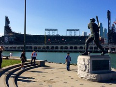 Willie Mac (tmrae) Tags: sf sanfrancisco stretch sfgiants giants chinabasin mccoveycove williemccovey attpark williemac